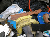 Baumischabfall Mischmüll Baumischmüll Müllentsorgung