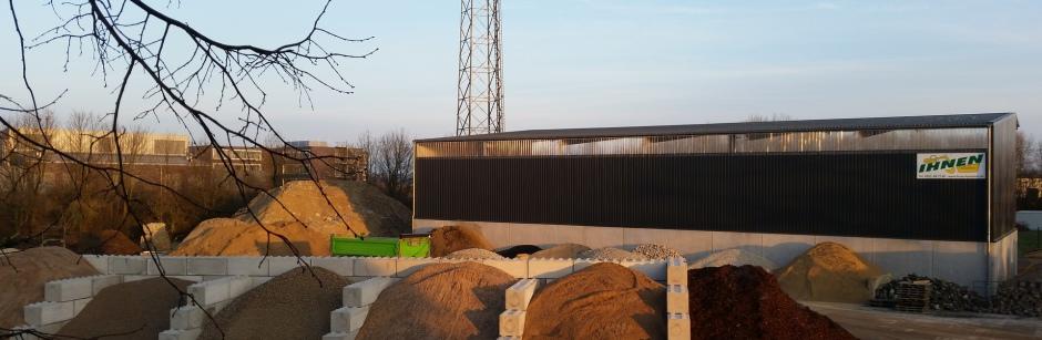 IHNEN-Transporte, LKW, Container